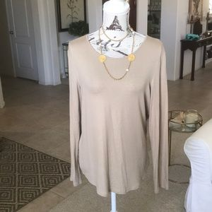 Long sleeve top by Chico's